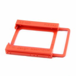 "ssd mounts Promo Codes - Wholesale- Mounting Adapter Bracket Dock Holder 2.5"" TO 3.5"" SSD HDD Notebook Hard Disk"