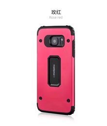 Wholesale Oppo Case Metal - 2017 Wholesale Hot Selling TPU Metal Hybrid Armor Rubber Protective Phone Case For OPPO R9s F3 Shockproof Cover Cases