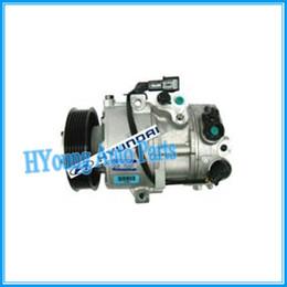 Компрессор kia ac онлайн-Компрессор ac автозапчастей DVE16 для Hyundai i40 CW (VF) 07/Kia Sportage 97701-3Z500 977013Z500 P30013-3500