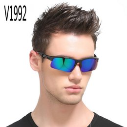 Wholesale Evoke Blue - sunglasses sports band sunglass bikers fit direct motorcycle lens glass polarized women outdoor bicycle euro spot mens china evoke wholesale
