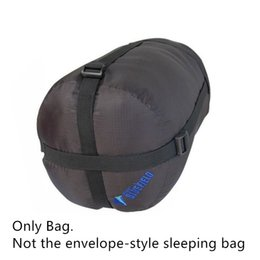 Wholesale Compression Bag Camping - Wholesale- Waterproof sleeping bag Compression Bag storage Dry Sack outdoor hiking camping equipment Travel Kits- plaid oxford cloth fabric