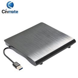 Wholesale Good Usb Drive - GOOD Quality External ODD HDD Device USB 3.0 Drive Case 9.5mm SATA DVD CD-ROM Enclosure