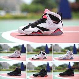 Wholesale Table Cat Box - 2017 Air Retro 6 VI Black Cat Mens Basketball Shoes Top Quality Retros 6s Men Oreo Sports Trainers Sneakers Shoe Size 5-13