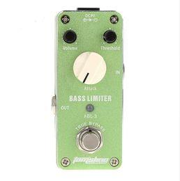 Livraison gratuite ABL-3 Bass Limiter Effet Guitare DC9V Power Supply Aroma Effets Pédale ABL3 CE ROHS Guitare Accessoires ? partir de fabricateur