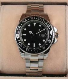 Relojes deportivos amarillos online-Reloj de lujo de la marca de lujo de la calidad del hombre el más alto reloj de cronómetro de deportes militares de luz amarilla puerto de oro 44mm reloj de cuarzo