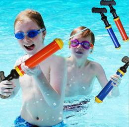 Wholesale Wells Toys - Water Gun Pool Toy melon Water gun toys The Shot disdance is longer and the effect is well Super Soaker Summer toys KKA1952
