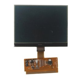 Wholesale Audi A4 Trim - New For VW Audi A3 A4 A6 VDO LCD Display For Audi Lcd Display 1pcst free ship