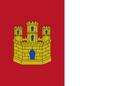 Vôo espanhol on-line-Espanha Espanhol Castilla-La Mancha Bandeira 3ft x 5ft Poliéster Bandeira Voando 150 * 90 cm Personalizado bandeira ao ar livre