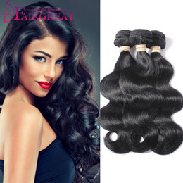 Wholesale Cheap Brazilian Piece Mix - Brazilian Body Wave Hair Bundles 3Bundles Brazilian human hair Weave Products Unprocessed Brazilian Body Human hair Weave Bundles Cheap