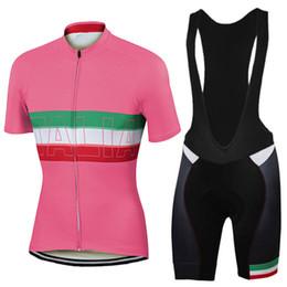 Argentina Catazer Newest Pink Color Ciclismo Jerseys estilo verano Road Racing MTB Ropa Ciclismo para hombres mujeres ropa de la bicicleta tamaño XS-4XL cheap men s pink bicycle jersey Suministro