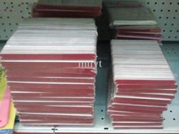 Deutschland Großhandelsnagel-Werkzeug-hölzerne dünne Nagelfeile-Schmirgelbrett 11.5cm Korn 100pcs / bag 180/240 supplier wooden bags Versorgung