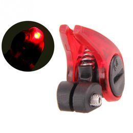 Wholesale Mini Brake Lights - Automatic Control Bicycle Brake Light Safety Road Bike Warning LED Light Mini Taillight for Folding MTB Cycling V Brakes