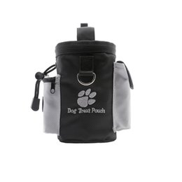 Wholesale Treat Bag Wholesale - Dog supplies Dog treat pouch Dog training bags special pockets Pet Snack bags Professional DogTraining snack pack