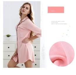 Wholesale Rosette Bridesmaid - 2017 Hot Sale Sexy Modal Pajamas Wedding Bride Bridesmaid Robe Short Night Robe Bathrobe Peignoir Femmale Fashion Dressing Gown For Women