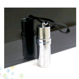 Wholesale E Cigarette Needle - Popular Innokin Ucan Long Spring Needle E Cigarette Bottle Stainless Steel with best price DHL Free