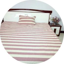 Argentina ropa de cama de algodón de color natural 3 piezas ropa de cama de algodón marrón natural juegos de cama de algodón 2 piezas almohada 1 hoja de cama suavidad color natural puro Suministro