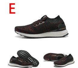 Wholesale Football Height - 2017 Ultra Boost X Wood WW Consortium Running Shoes for kids UltraBoost Cheap Classic Sneakers many colors Size 36-44 Free Shipping