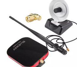 Wholesale External Antenna Long Range - 2017 Password Cracking Beini Free Internet Long Range 3000mW USB Wifi Adapter Dual Wifi Antenna Decoder Ralink 3070 Blueway