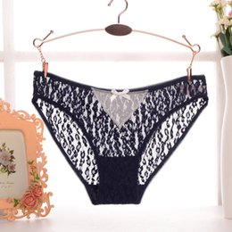Wholesale Women S Fancy Underwear - New design panty Breathable Secy women underwear panties lingeries fancy lace women underwear sexy