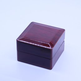 Wholesale Championship Boxing - Championship Ring Jewelry Boxes Wooden Box Gift Boxes Ring Box