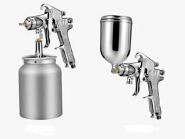 Pistolas de pintura lvlp online-Aerógrafo original de la pintura de W-77 de la pistola de espray para la pintura de los muebles y del hardware con el mejor precio y la buena calidad envío libre de DHL