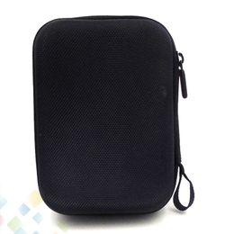 Wholesale E Cigarette Packaging - DIY Pocket Vapor Tool Kit Bag Package for RTA RBA RDA Mods E Cigarette Tools Carry Bag Case Black DHL Free