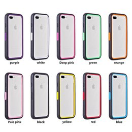 Wholesale Silicone Rubber Iphone Robot - Durable Robot 3 in 1 Hybrid Silicone Rubber Hybrid Tough Armor Hard Defender Cases for Apple Iphone 7 6s plus 5se Samsung Galaxy S6 S7 Note5