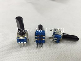 Wholesale Brand Bella - Wholesale- [BELLA]Special supply original brand new mixer imported from Taiwan ALPHA 10K potentiometer R09 -type handle length 17MMF--50PCS