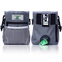 Wholesale Dogs Cloths - 16 5wy Practical Dog Treat Pouch For Training Dogs Dedicated Pockets Portable Pet Food Bag Snack Bags Easy Cleaning Outdoors Hot Sale