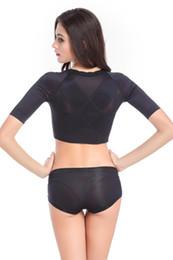Arm Shaper Shapewear Arm Slider correction Underwear shaper bras soulever la poitrine des femmes shaper tops Short Sleeve Crop corsets ? partir de fabricateur