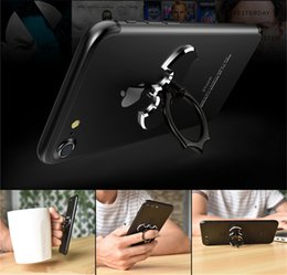 Wholesale Stand Ring Box - Batman 360 Degree rotate Finger Ring Phone Holder POP Smartphone Stand For iPhone Samsung  Xiaomi Huawei All Smart Phone with retail box