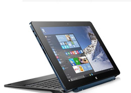 Wholesale Italian Brand China - China brand tablet PC dual operation system Intel Z8300 1920x1200 4GB RAM 64GB ROM Iwork 10