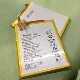 Wholesale G8 Battery - Hot!!Recylable Backup HB396481EBC 3100mAh Cellphone Battery For Huawei 5X Honor 6 LTE H60 (L11 L12)  G7 Plus G8 G8X  Mang 4 D199 RIO-AL00