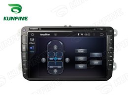 Wholesale Stereo Skoda Fabia - Octa Core 2GB RAM Android 6.0 Car DVD GPS Navigation Multimedia Player Car Stereo for Skoda Octavia II Octavia III FABIA SUPERB Radio
