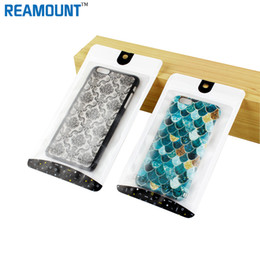 Wholesale Phone Accessories Bags - Wholesale NEW Fashion Zip lock OPP PVC Bags Transparent Bag Packing Plastic Bags for Galaxy S7 s7 edge Phone accessories