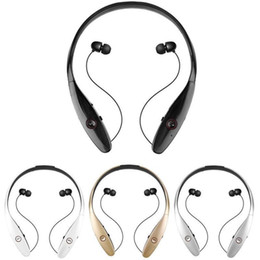 Wholesale Mp3 Player Wireless Handsfree Headset - Hbs900 Wireless Stereo Bluetooth Headset Music Headphone Sport Earphone Handsfree In Ear Earbuds MP3 Media Player