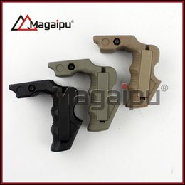 Wholesale Fold Gun - Magaipu airsoft gun accessories The new Tactical Folding Grip mounting rails 20MM For Hunting Free Shipping