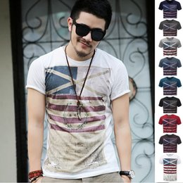Wholesale Hot Casual Sex - 2017 men's t-shirts summer clothing ZSIIBO Brand NEW Fashion Hot Sale Sex Man Tops Short Sleeve O-neck bts Casual CrossFit Tees TX82 F