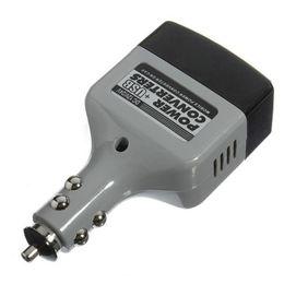 DHL 20PCS adaptateur chargeur de voiture USB adaptateur d'alimentation 12V / 14V à 220V DC to AC Converter Plug ? partir de fabricateur