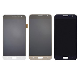 Wholesale Screen Galaxy Y - High Quality LCD Display Touch Screen Digitizer Assembly For Samsung Galaxy J3 J320F P M Y Replacement Repair Parts Panel