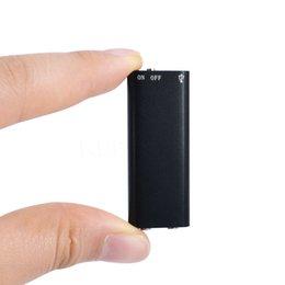 flash player mp3 Desconto Atacado-Hot 3 em 1 8G Mini Gravador de Voz de Áudio Digital Ditafone + Estéreo MP3 Player de Música + 8 GB de Memória de Armazenamento USB Flash Disk Drive