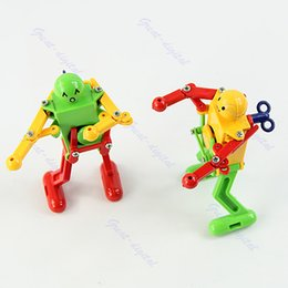 Wholesale Wind Up Toys Robot - Clockwork Spring Wind Up Dancing Robot Toy Children Kids Gift
