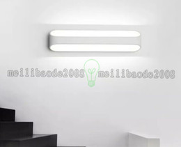 Wholesale Arc Touch - 2017 Fashion, creative LED wall lamp up down ARC shaped wall light 5W 10W 15W AC110v-260v for bedroom corridor living room MYY
