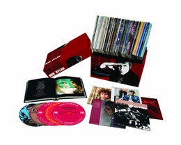 Wholesale Highest Cds - Wholesale- High Quality Bob Dylan CD The Complete Album Collection VOL One 47 CDs Colossal Music Boxset dropping Shipping