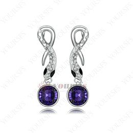 Wholesale Good Crystal Chandelier - Yoursfs Snake Stud Earrings,Thomas Style Glam Fashion Good Jewerly For Women E282W2