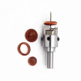 Wholesale cnc cutter machine - Milling Cutter Router Bit Finger Ring Knife And Peace Buckle Cutter DIY Woodworking Tools Wooden Ring Drill Fresas Para CNC