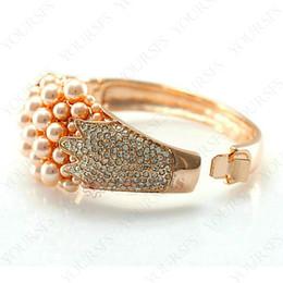 2019 bracelets en ligne Yoursfs Online Shopping Inde Chaîne De Perles Meilleur Vendeur Femme Perles Simulées Bracelets Usine En Gros bracelets en ligne pas cher