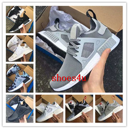 Wholesale Winter Canvas Shoes For Women - (With Box) Wholesale Cheap New Mens Kids Mastermind x NMD XR1 Japan Sneakers Women Sports Running Shoes For men Drop Free shipping EUR 36-45