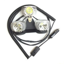 Wholesale Rescue Boats - led offroad light bar Spot Flood Car truck 4X4 ATV UTV Boat SUV Led work light driving lamp Magnetic Rescue Search Spare lights