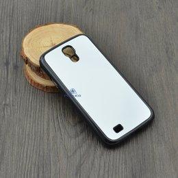 Wholesale S4 Sublimation - 2D Plastic Sublimation phone case for samsung S4